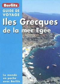 Iles grecques de la mer Egée