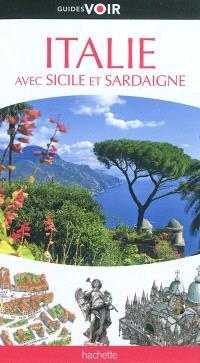 Italie : avec Sicile et Sardaigne