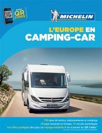L'Europe en camping-car 2014