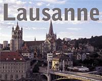 Lausanne : la ville aux trois collines
