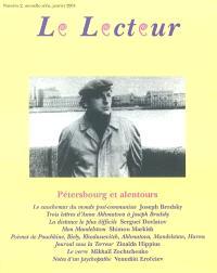 Lecteur (Le), nouvelle série. n° 2, Pétersbourg et alentours