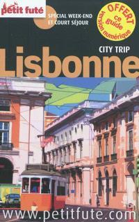 Lisbonne : spécial week-end et court séjour : 2012-2013