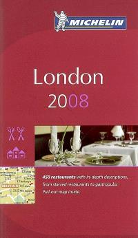 London 2008 : a selection of restaurants & hotels