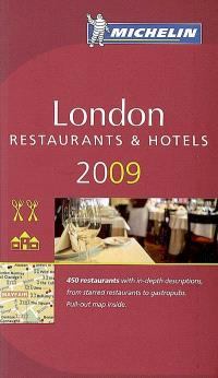 London 2009 : a selection of restaurants & hotels