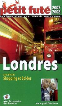 Londres : 2007-2008