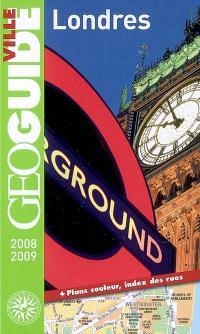 Londres : 2008-2009