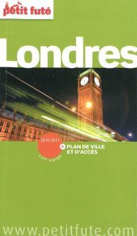 Londres : 2010-2011