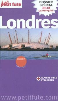 Londres : 2012-2013