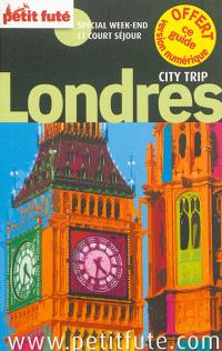 Londres : spécial week-end et court séjour