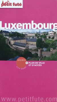 Luxembourg : 2012-2013