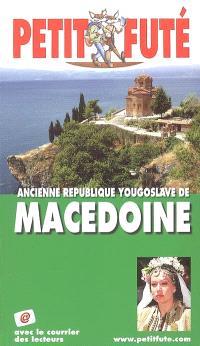 Macédoine : 2005-2006 : ancienne République yougoslave