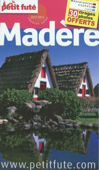 Madère : 2012-2013