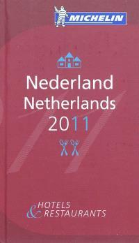 Nederland 2011 : hotels & restaurants = Netherlands 2011 : hotels & restaurants