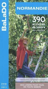Normandie : 390 activités de loisirs 100% testées