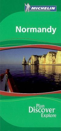 Normandy : plan, discover, explore