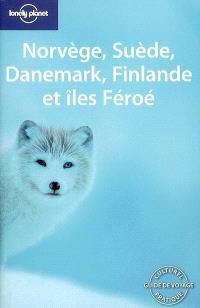 Norvège, Suède, Danemark, Finlande et îles Féroé