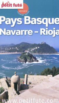 Pays basque, Navarre, Rioja : 2012-2013