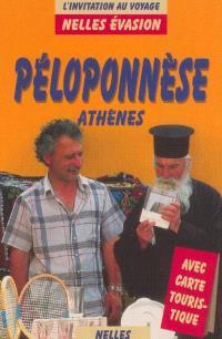 Péloponnèse, Athènes