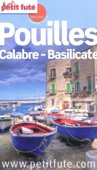 Pouilles, Calabre, Basilicate : 2012-2013