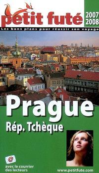 Prague, Rép. tchèque : 2007-2008