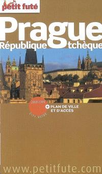 Prague, République tchèque : 2008-2009