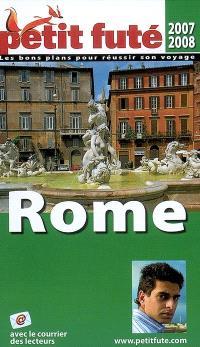 Rome : 2007-2008