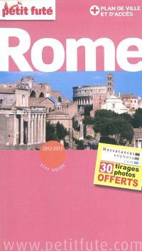 Rome : 2012-2013