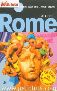Rome : spécial week-end et court séjour
