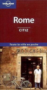 Rome : toute la ville en poche