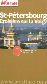 Saint-Pétersbourg, croisière sur la Volga : 2011-2012
