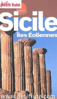 Sicile, îles Eoliennes : 2010-2011