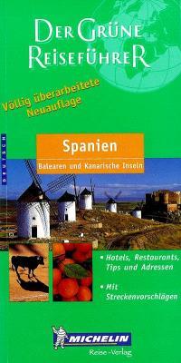 Spanien : Balearen und Kanarische inseln