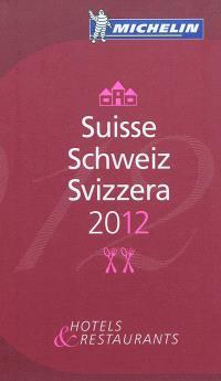 Suisse 2012 = Schweiz 2012 = Svizzera 2012
