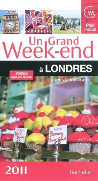 Un grand week-end à Londres : expos et nouveautés 2011