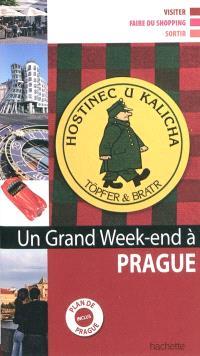 Un grand week-end à Prague