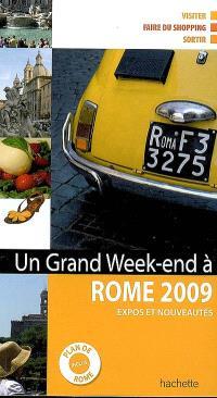 Un grand week-end à Rome