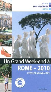 Un grand week-end à Rome : 2010
