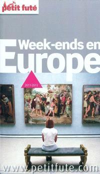 Week-ends en Europe : 2011-2012