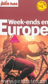 Week-ends en Europe : 2013-2014