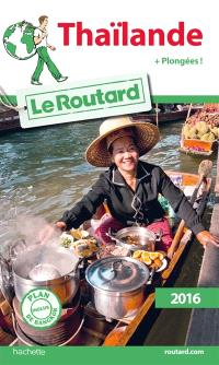 Thaïlande : + plongées ! : 2016