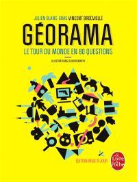 Géorama : le tour du monde en 80 questions