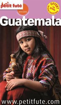 Guatemala : 2015-2016
