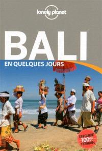 Bali en quelques jours