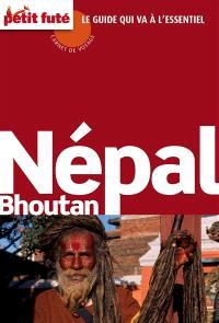Népal, Bhoutan : 2014