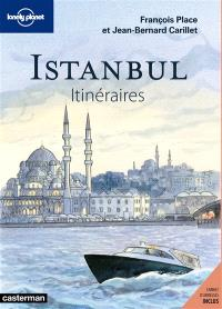 Istanbul : itinéraires