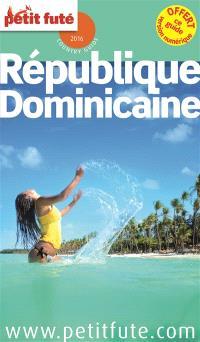 République dominicaine : 2016