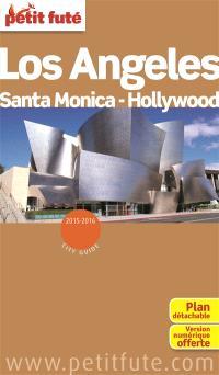 Los Angeles, Santa Monica, Hollywood : 2015-2016