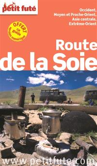 Route de la soie : 2015