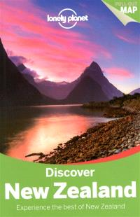 Discover New Zealand : experience the best of New Zealand