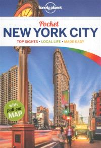 Pocket New York City : top sight, local life, made easy